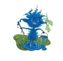 woolbur blue