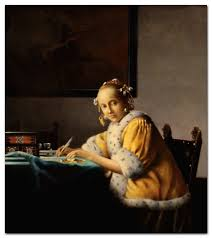 The Lady Writing