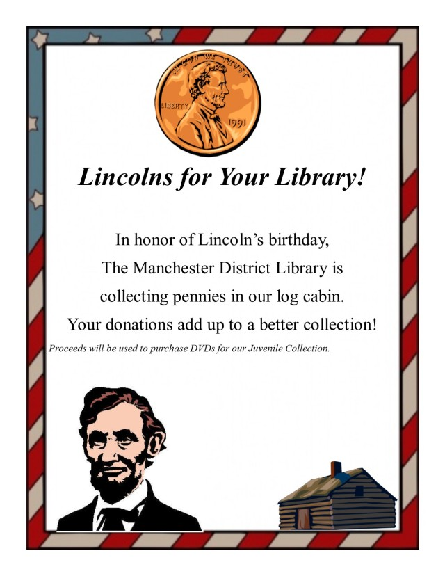 Lincolns for your library 2016