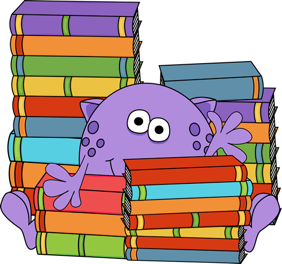 monster-surrounded-by-books