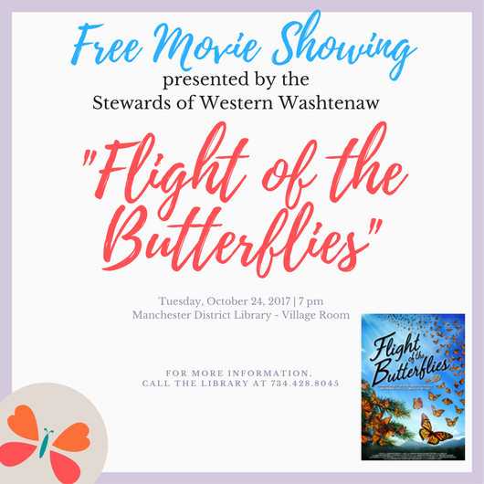Movie Showing - Flight of the Butterflies - Oct 24, 2017.png